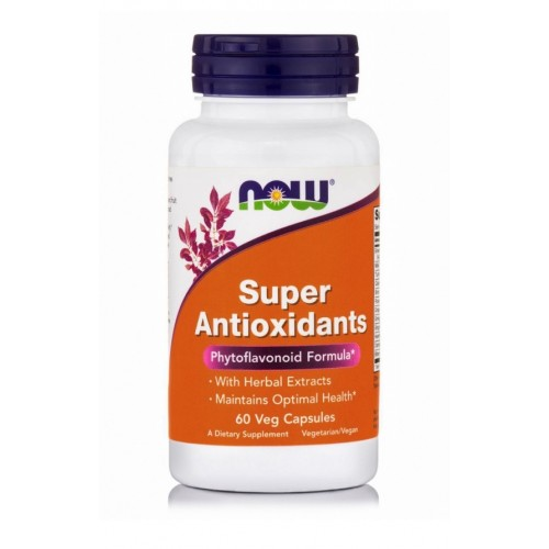 NOW Foods - Super Antioxidants, 60 Vcaps