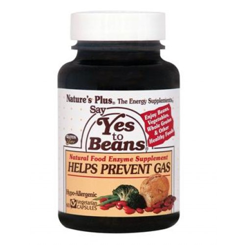 Nature's Plus - Say Yes to Beans Συμπληρώματα Διατροφής