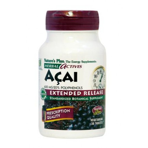 Nature's Plus - Acai extended release Όλα