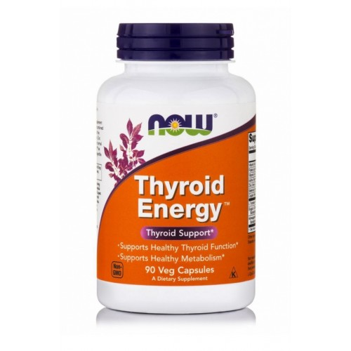 NOW - Thyroid Energy, 90 Vcaps
