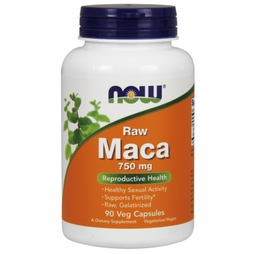 NOW Foods - Maca 750 mg 90 Veg Caps