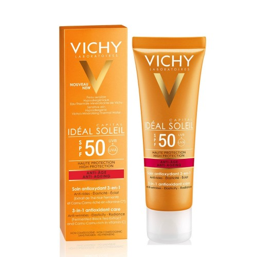 Vichy Ideal Soleil Anti-Ageing SPF50 50ml